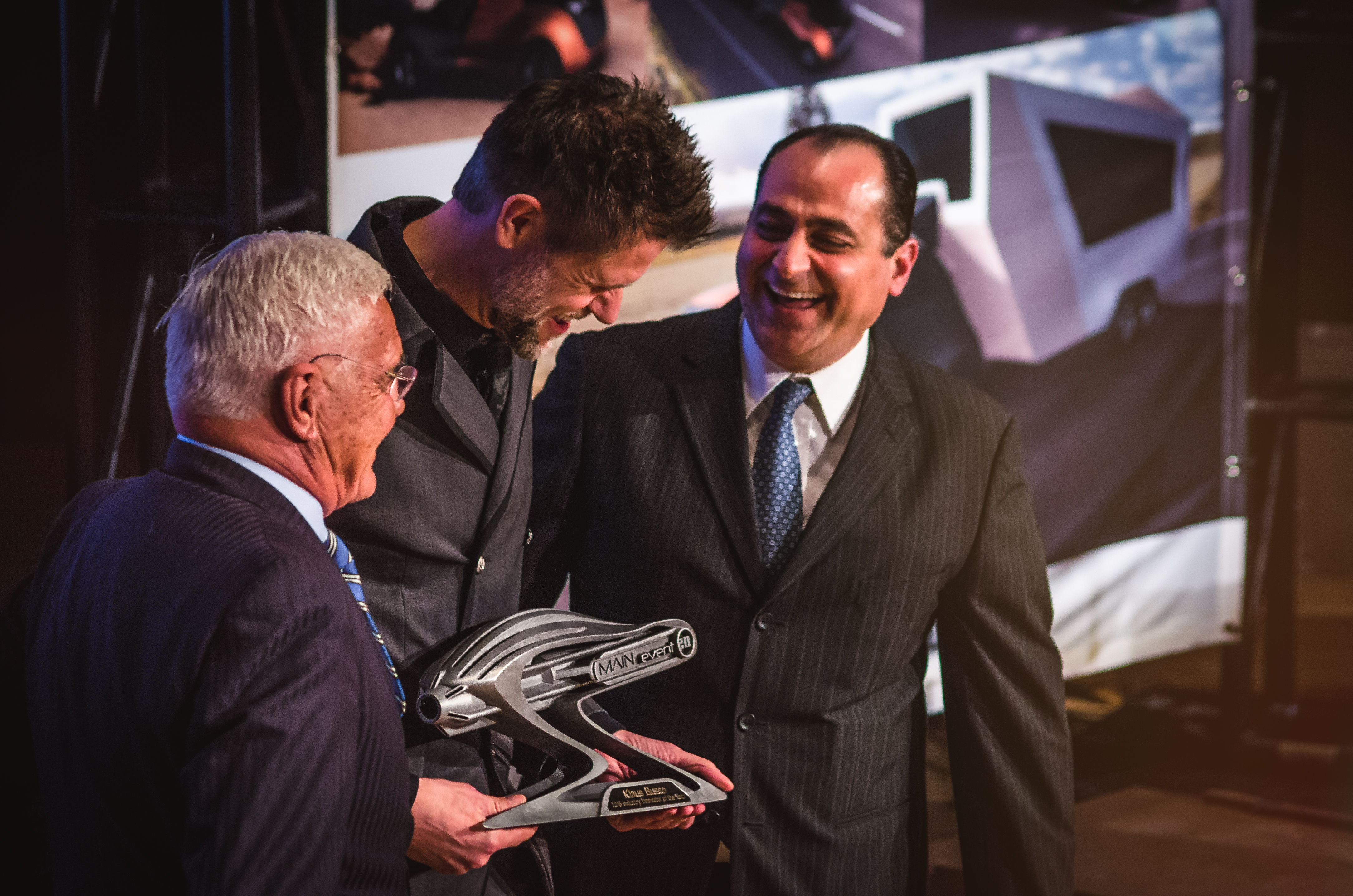 'Industry Innovator of the Year' goes to